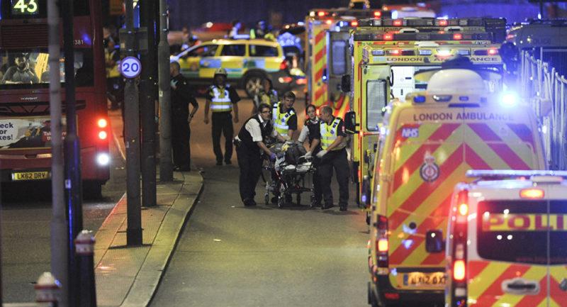 Estado islâmico reivindica atentado em Londres
