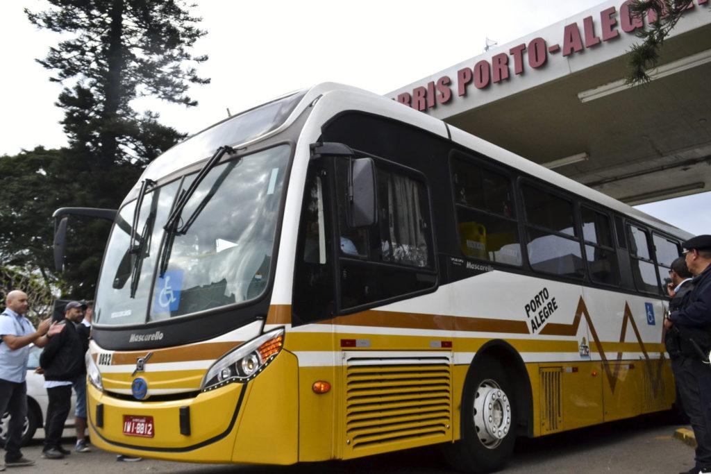 Ônibus da Carris. Foto: Fernanda Leal/PMPA (Arquivo)