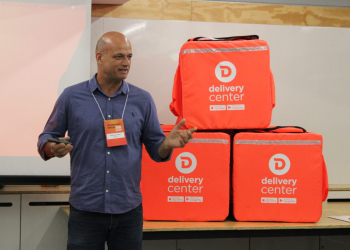 CEO da Delivery Center, Andreas Blazoudakis. Foto: Divulgação