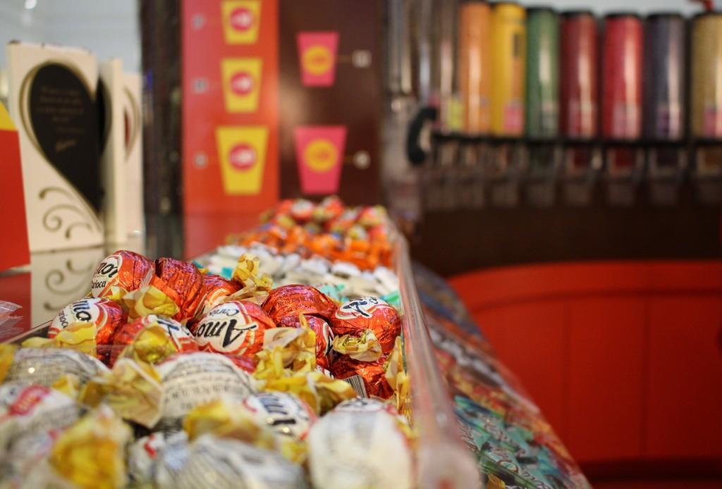 Tradicional marca de chocolates gaúcha foi destaque na categoria Melhor Fornecedor de Chocolates. Foto: Eduardo Vidal/Divulgação