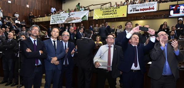 Assembleia aprovou prorrogação na terça-feira à tarde. Foto: Vinicius Reis/ALRS