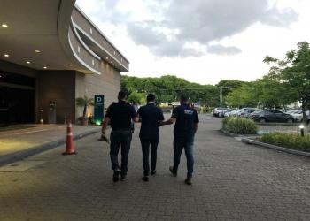 Líder do esquema foi preso em um hotel de Porto Alegre no dia 06 de dezembro. Foto: Divulgação/MPRS