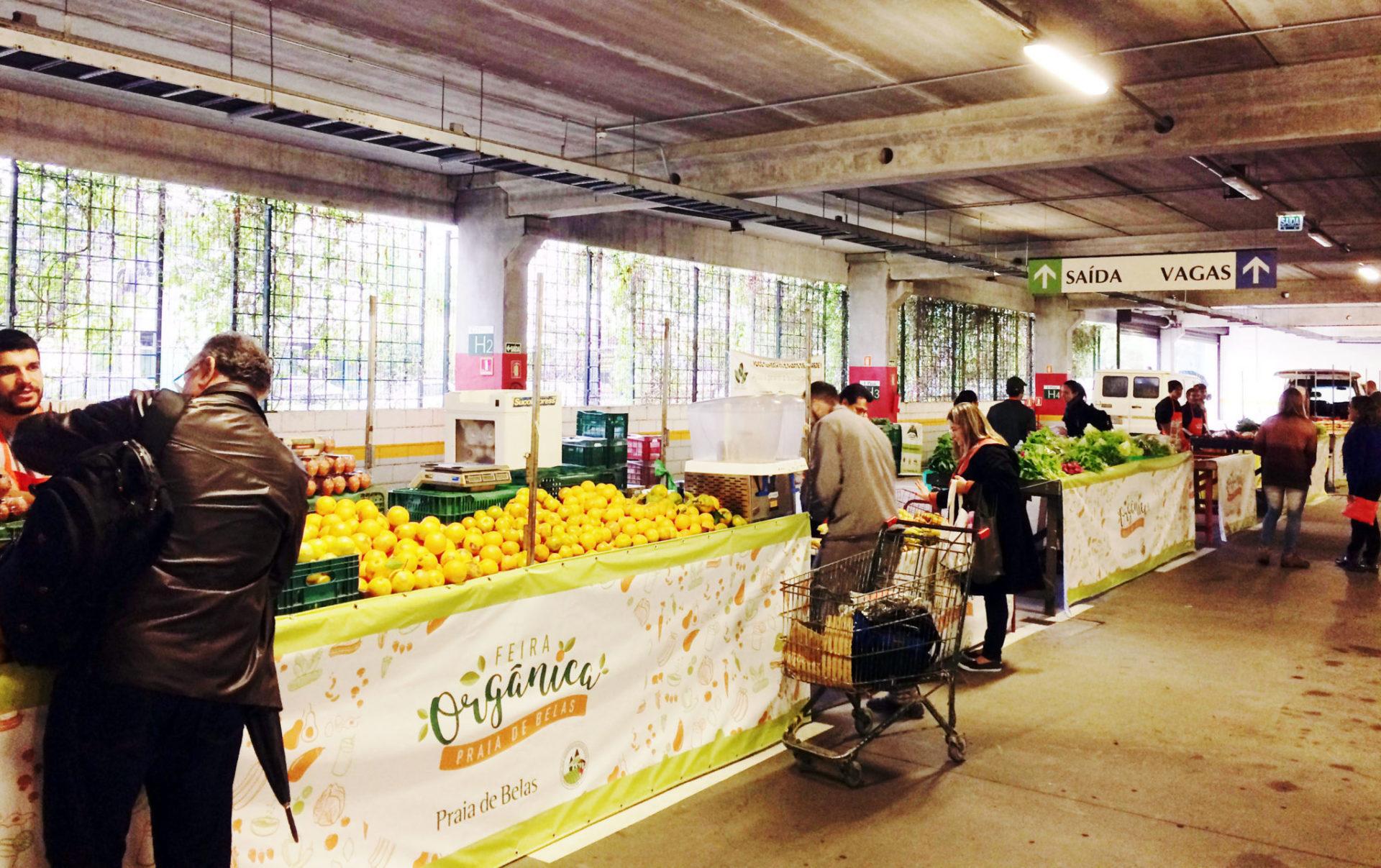 Compras poderão ser feitas todas às quintas-feiras, exceto feriados, no edifício-garagem do shopping. Foto: Divulgação