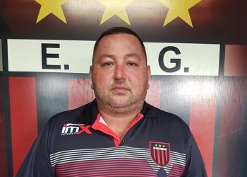 Éder Silva foi morto a tiros em casa. Foto: Reprodução/Facebook/Guarani