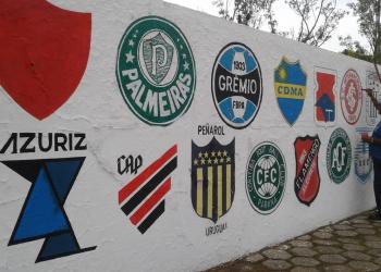 Dezesseis equipes participarão do Efipan de 2019. Foto: Divulgação/Prefeitura de Alegrete
