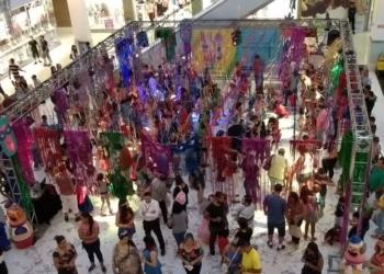 Carnaval Infantil. Foto: Canoas Shopping Divulgação