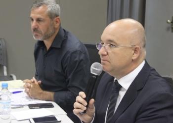 Presidente da Granpal e prefeito de Viamão, André Pacheco. Foto: Divulgação