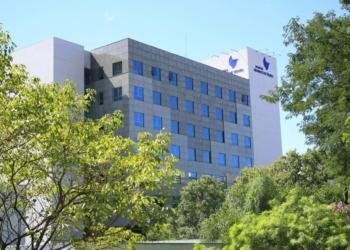 Hospital Moinhos de Vento, que recebe pacientes particulares e de convênios, está com a UTI 100% ocupada. Foto: Leonardo Lenskij/Hospital Moinhos de Vento (Arquivo)