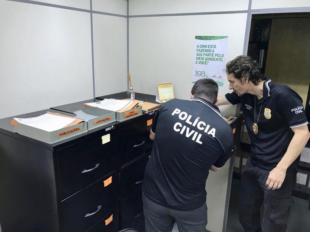 Crédito: Polícia Civil / Divulgação