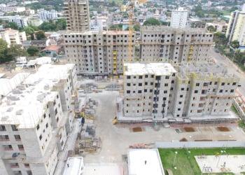 Empreendimentos da MRV Engenharia. Foto: Divulgação / MRV