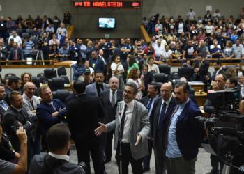 Votação do projeto foi concluída na madrugada desta terça-feira. Foto: Divulgação