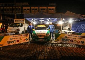 O próximo compromisso da dupla será nos dias 29 de maio a 02 de junho, no Rally de Erechim. Foto: Edson Castro/Divulgação