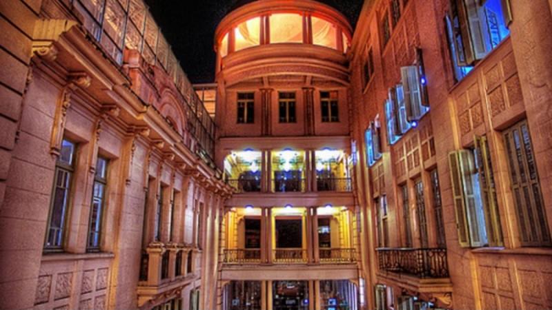 Além dos espaços de exposição e visitação abertos, o projeto, das 19h à meia-noite, reúne shows musicais. Foto: Divulgação/CCMQ/Arquivo