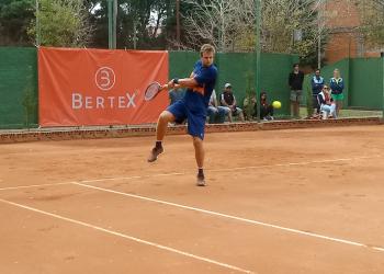 Fabrício Neis ficou com o título na 1ª Classe do Torneio da Páscoa. Foto: ALEC/Divulgação