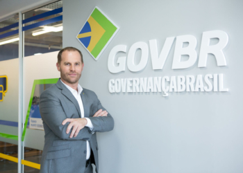 Rafael Sebben, diretor de mercado da GOVBR. Foto: Leonardo Lenskij/Divulgação