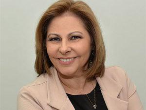 A anfitriã Ana Giovanoni, do Grupo Giovanoni. Foto: Divulgação