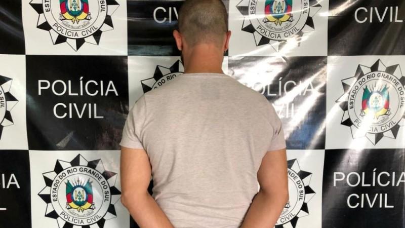 Proprietário do estabelecimento foi preso em flagrante. Foto: Divulgação/Polícia Civil
