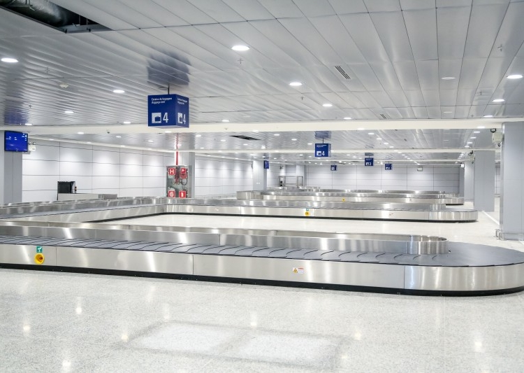 Obra de expansão do terminal deve ser concluída em outubro - Foto: Gustavo Mansur/Palácio Piratini