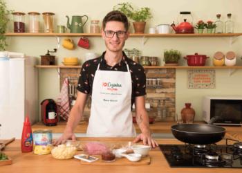 Um dos participantes é o Chef Mateus Hamerski. Foto: Divulgação