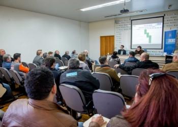 Encontro acontece no dia 16 de maio, no Câmpus II da Universidade Feevale. Foto: Ana Knevtiz/Universidade Feevale