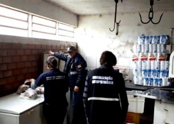 Equipe encontrou irregularidades nos dois estabelecimentos. Foto: Divulgação/MPRS