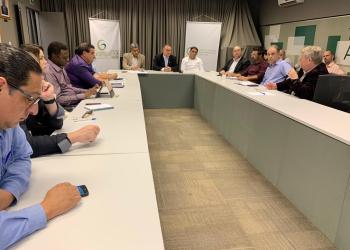 Municípios serão ouvidos para desenvolver pauta de soluções ao governador Eduardo Leite. Foto: Lucas Dalfrancis/Divulgação