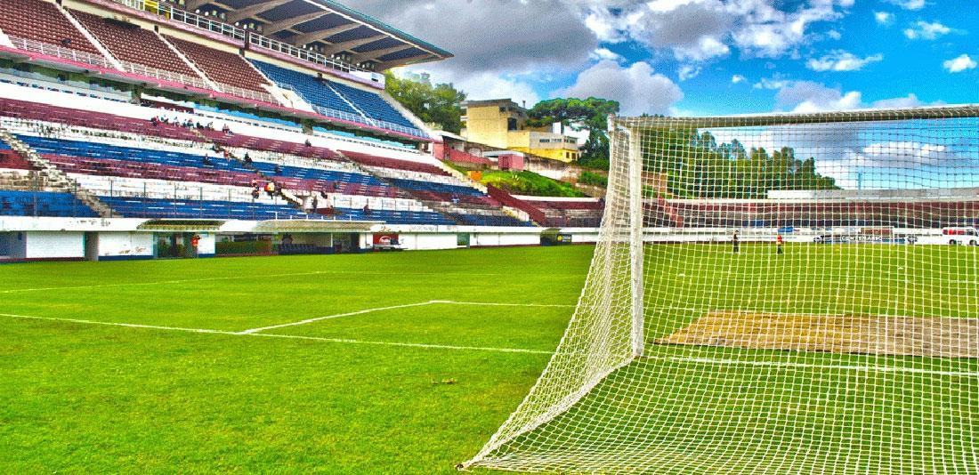 Partida vai ser realizada no estádio Centenário, em Caxias do Sul. Foto: Divulgação/ S. E. R. Caxias