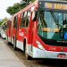 Movimentação de ônibus na avenida João Pessoa. Crédito: EPTC / Divulgação