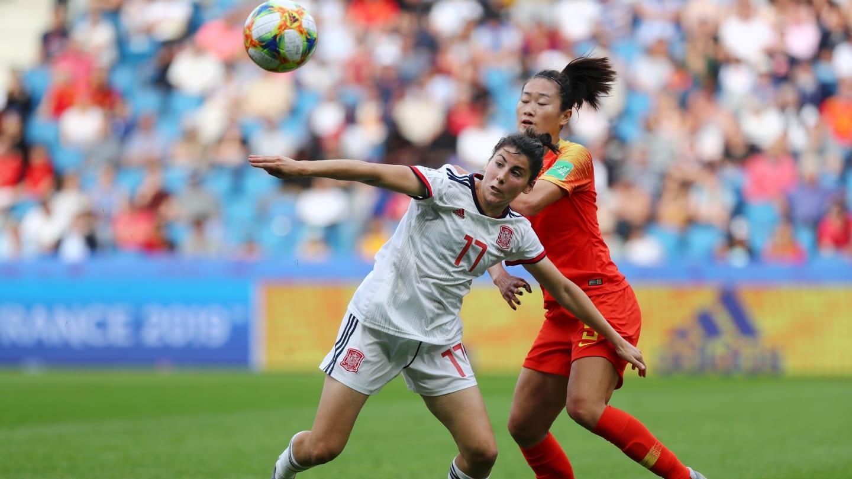 Espanha e China ficaram no 0 a 0. Foto: Getty Images