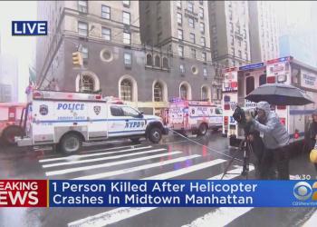 Foto: CBS New York / reprodução de vídeo