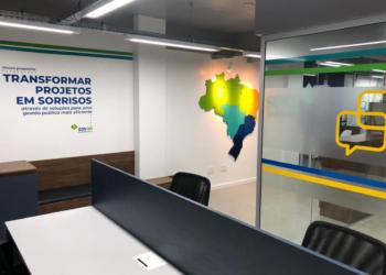 Unidade da GOVBR em Santa Maria. Foto: Divulgação
