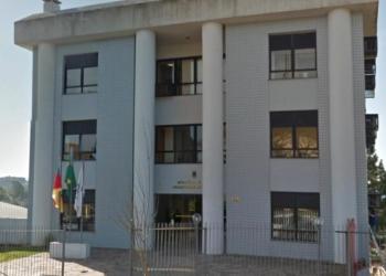 Sede da Promotoria de Bento Gonçalves. Foto: Divulgação