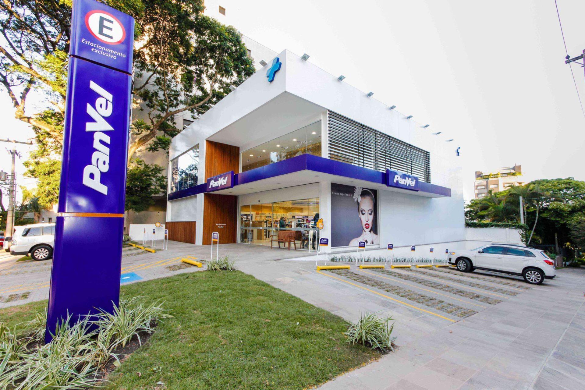 Loja da rede de farmácias Panvel. Foto: Panvel/Divulgação (Arquivo)