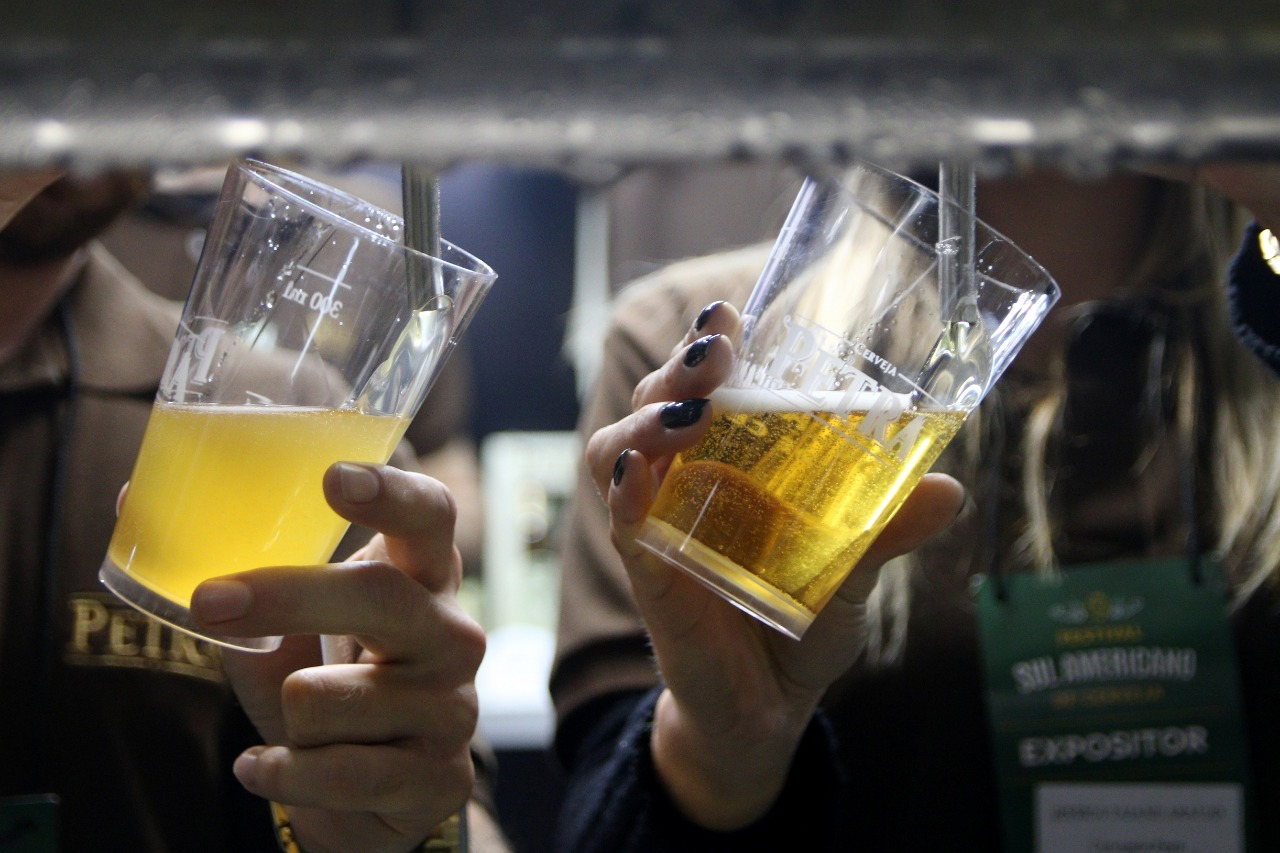 Evento reunirá cervejarias e amantes da bebida nos dias 9, 10 e 11 de agosto. Foto: Divulgação