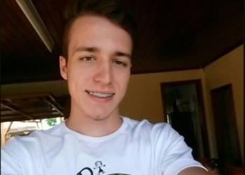 Lucas Kerkhoff tinha 22 anos. Foto: reprodução/redes sociais
