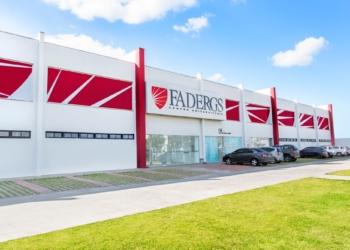 Fadergs Facilita. Fachada Campus Zona Norte da Fadergs.