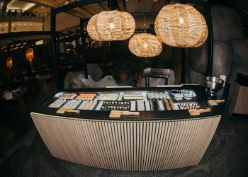 Sushi Bar da Dado Bier Garden Gril.