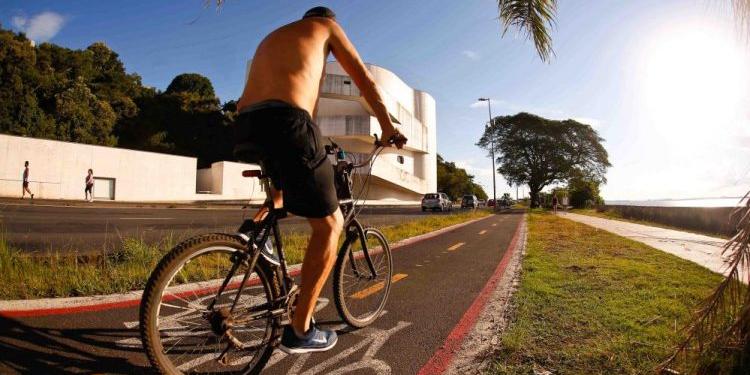 Temperatura ficará acima de 30°C durante a semana. Foto: Cesar Lopes/PMPA