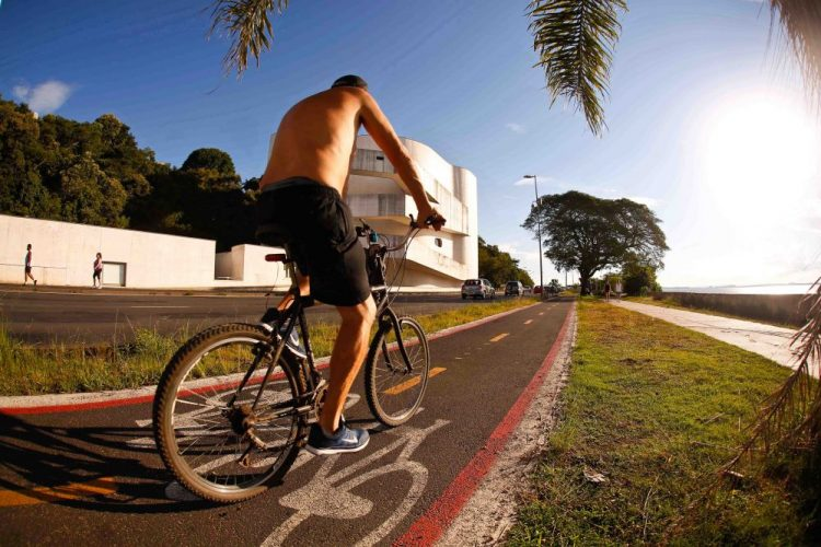 Temperatura ficará acima de 30°C durante o dia. Foto: Cesar Lopes/PMPA