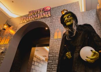 """Experiência inspirada na animação """"Hotel Transilvânia"""" é destaque do Bourbon Wallig nas primeiras semanas de outubro. Foto: Fábio Lütz/Divulgação"""