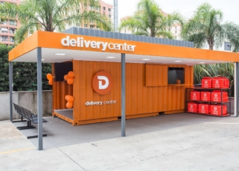 Contêiner Delivery Center