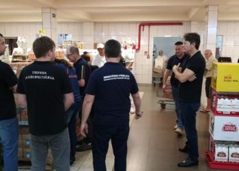 Operação ocorreu em Crissiumal. Foto: Divulgação/MPRS