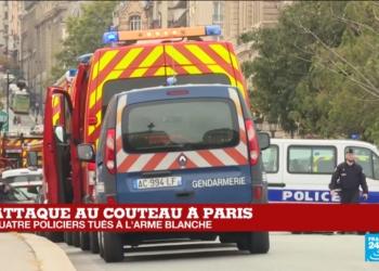 Foto: reprodução de vídeo / France24