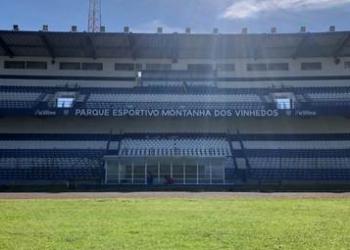 Estádio em Bento Gonçalves