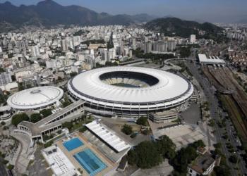 Estádio do Maracanã. Foto: Marcos de Paula / Prefeitura do Rio