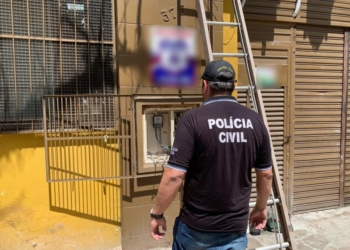 Proprietário disse que não sabia da irregularidade. Foto: Divulgação/Polícia Civil
