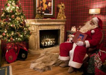 Uma suíte natalina foi criada exclusivamente para o período do Natal Luz. Foto: Divulgação