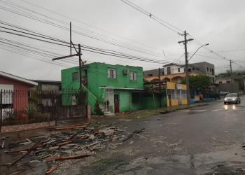 Foto: Defesa Civil de Santa Maria / Divulgação