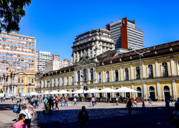 Porto Alegre, RS | 06.nov.2019 | Foto: Ricardo Giusti/PMPA