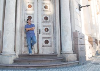Uilson Paiva, de 48 anos, é violonista e guitarrista autodidata. Foto: Divulgação